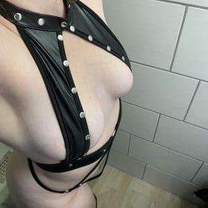 BDSM bodysuit